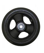"""5 x 1"""" Wheelchair Hollow Spoke Caster Wheels (Pair) - $44.00"""