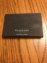 Elizabeth Arden Little Black Compact Eyeshadow Trio Touch Of Lavender New In Box - $14.83