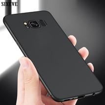 SIXEVE Ultra Thin Cell Phone Case For Samsung Galaxy S6 S7 Edge S8 S9 Plus S8Plu - $10.42