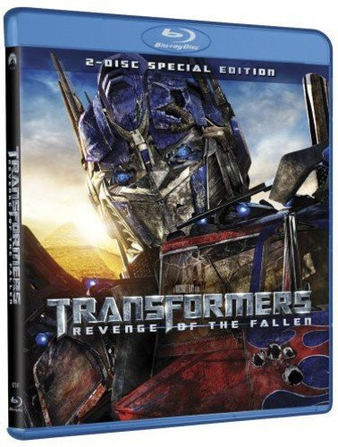 Transformers: Revenge of the Fallen [Blu-ray]