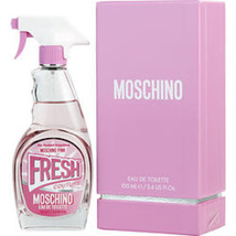 Moschino Pink Fresh Couture By Moschino - Type: Fragrances - $53.80