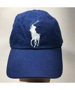 Polo Ralph Lauren Men's Baseball Hat.Hol Navy/W.OS.MSRP$49.50 - $41.95
