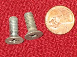 Carburateur Principal Plaque Stay Vis 1973 73 Honda CB350F CB350 Quatre ... - $6.51