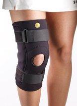 "Corflex Hinged Knee Sleeve W/TABS Op Pop 3/16"" 2XL - $56.50"