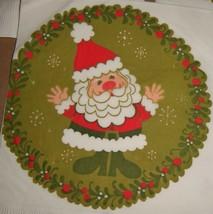 Vintage Christmas Santa Claus Napkins Hallmark - $9.50