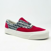 Vans Era 95 DX (F.O.G.) Red Corduroy Fear of God Mens Sneakers Size 8 - $549.95