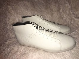 YORK OF LEATHER 13 GREENWICH SIZE PRODUCT HI NEW cream PONY SNEAKERS EpwyqdY