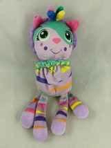 Flip Zee Pets Kitties Cat Plush Jay at Play Stuffed Animal Toy - $7.95