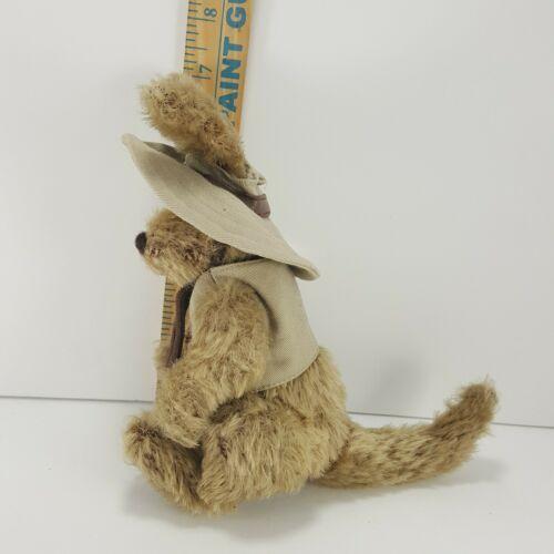 TY Beanie Babies Pouch Tan Kangaroo Baby Joey Hogan w/ Hat Mel Koala Lot Of 3