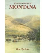 Roadside History of Montana - $19.95