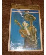 E.T. Extraterrestrial hallmark 1982 seals pack new unused stickers - $14.99