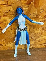 2005 Toy Biz Marvel Legends Sentinel Series Mystique 6 Inch Action Figur... - $13.85