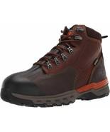 "Mens Timberland PRO Downdraft 6"" Waterproof Boot - Brown, Size 10 [TB 0A... - $179.99"