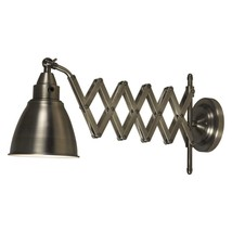 Kenroy Home Floren Swing Arm Lamp - Antique Nickel - $247.68