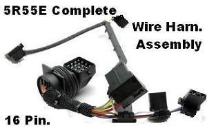 FORD 5R55E CASE CONNECTOR WIRE HARNESS-EXPLORER,RANGER,SPORT  TRAC,AEROSTAR-16PIN