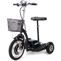 MotoTec Electric Trike 36v 350w Personal Transporter 3 Wheel Trike up to 15 MPH image 4