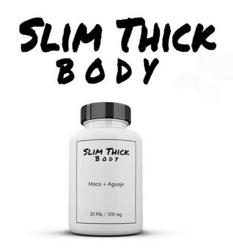Primary image for Slim THICK Body Pills Natural Butt Enhancement pills bigger BOOTY glute