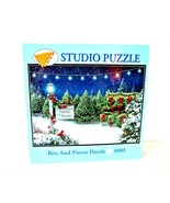 Tis The Season 2005 1000 pc Bits And Pieces Studio Puzzle Factory Sealed - $57.99