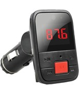 Supersonic IQ-208BT Bluetooth FM Transmitter with Large Red Display - $28.25
