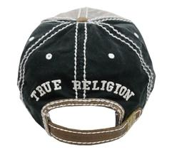 True Religion Men's Premium Vintage Distressed Buddha Trucker Hat Cap TR1101 image 5