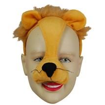 Lion Mask on Headband & Sound,    MASQUERADE EYE MASK, ANIMAL, FANCY DRE... - ₹533.00 INR