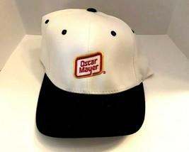 Flexfit L-XL Baseball Cap Hat with Oscar Mayer logo patch - NWOT - $10.99