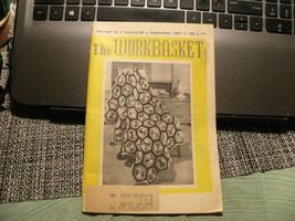 3# Vintage The Workbasket Knit/Crochet and Craft Magazine September, 1961 - $5.93