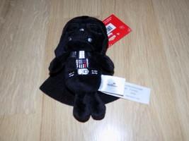Hallmark 2015 Star Wars Plush Darth Vader Christmas Tree Ornament New - $14.00