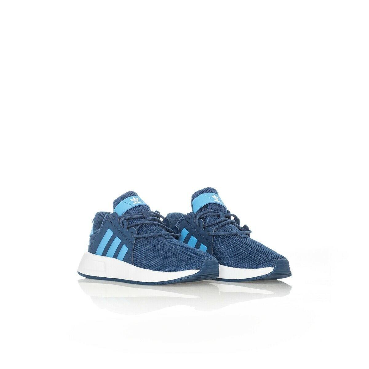 SNEAKERS KID ADIDAS X-PLR C CG6831  BLUE