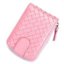 Women Men Genuine Leather Multifunctional  Handmade Wallet - $39.99