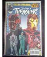 NIGHT THRASHER guest starring IRONMAN. MARVEL DC COMIC. - $6.92