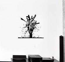 Wall Decal Heart Face Death Voodoo Monster Horror Fear Vinyl Sticker (ed... - £20.47 GBP+