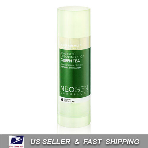 Primary image for [ NEOGEN ] Dermalogy Real Fresh Cleansing Stick Green Tea 80g +Free Sample+