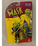 Toy Island 1997 The Mask Animated Series Heads Up Toy Action Figure [P19... - $19.79
