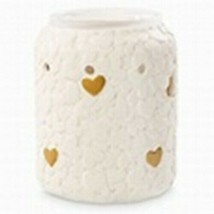 Scentsy Warmer (new) LOVE ABOUNDS - $47.93