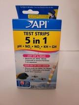 API pH , Ammonia or 5-in-1 TEST STRIPS Freshwater and Saltwater Aquarium - $11.46
