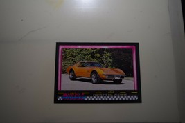 MUSCLE CARDS SERIES 1 KING OF THE HILL #16 1971 CORVETTE LS6 454 COUPE - $3.72