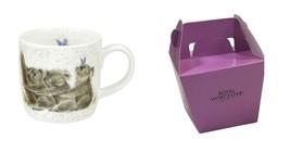 Verpackt wrendale Offiziell Lizenziert Koala Bären Feines Porzellan Tasse - $15.47