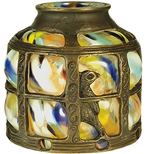 Meyda Tiffany 22138 Lighting, Bronze/Dark - $99.36