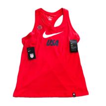 NWT New USA Soccer Nike Dri-Fit Cotton Women's Large Tank Top Shirt - $24.70