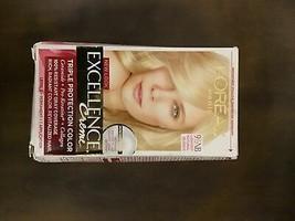 L'oreal Paris Excellence Creme Triple Protection Nat Lightest Blonde 9 1/2 Nb - $11.00
