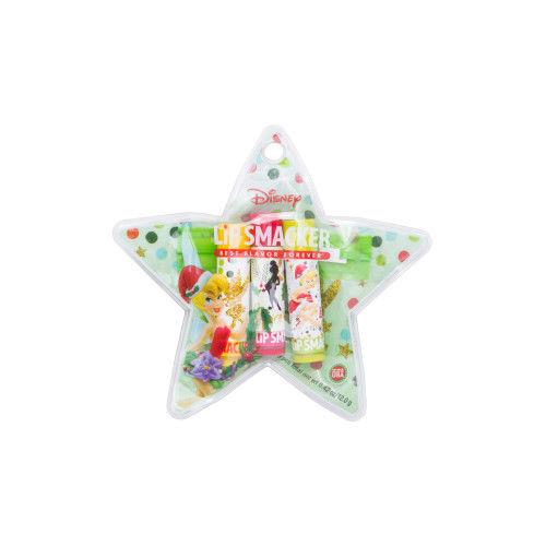 LIP SMACKER 3pc Set DISNEY Holiday/Christmas BALM TRIO BAG New! *YOU CHOOSE* 1a