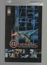 @thena Inc.: The Manhunter Project #2A - April 2002  Image Comics - Bria... - $1.37