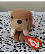 McDonald's Ty Teenie Beanie Tusk the Walrus NO BAG - $3.95