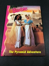 Barbie And Friends Book Club - The Pyramid Adventure HC Illustrated  4-8 - $7.91