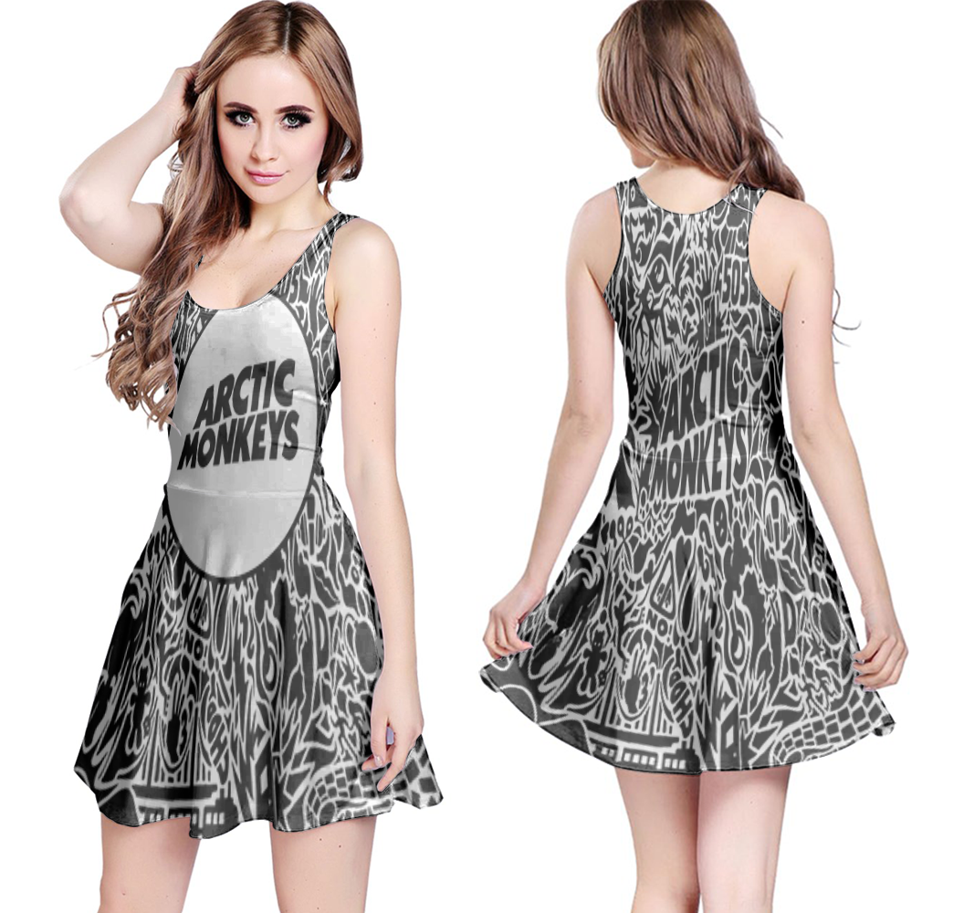 Primary image for Arctic Monkeys Reversible Women Dresses