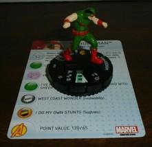 Wonder Man 032 Marvel Heroclix Age Of Ultron - $0.99