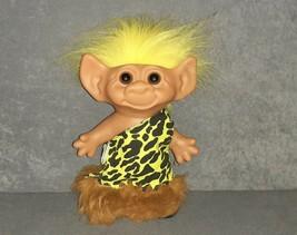 "Uneeda Troll Doll: 8"" Caveman - $14.00"