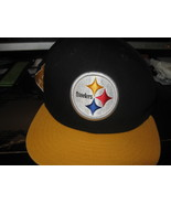 STEELERS  HAT EMBRIODED! - $9.99