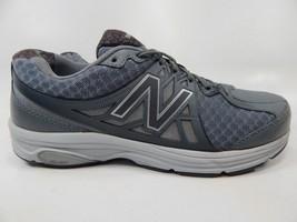 New Balance 847 v2 Size US 9.5 M (B) EU 41 Women's Walking Shoes Gray WW847GY2